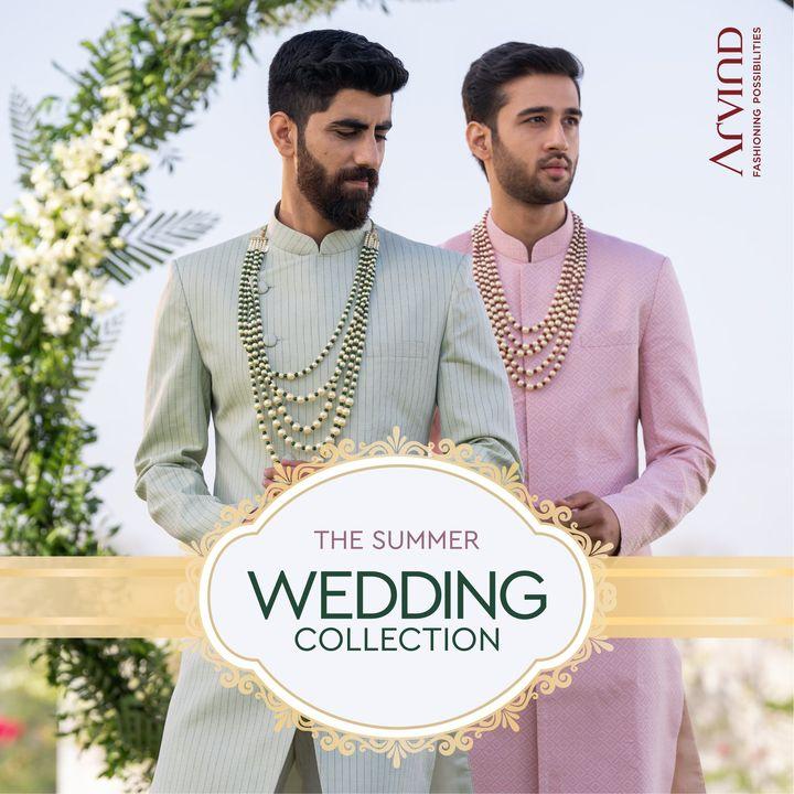 The Arvind Store,  Arvind, Summer, WeddingCollection, Fabrics, Fashion, Style, StyleUpNow, FashioningPossibilities