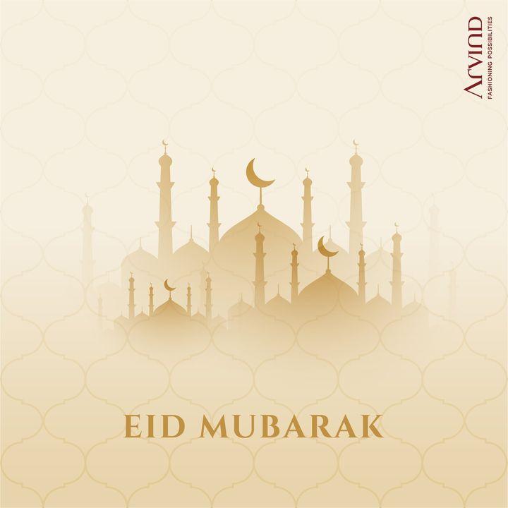 Eid Mubarak. May the world be blessed with health, wealth, happiness, peace & prosperity.   #EidMubarak #EidMubarak2021