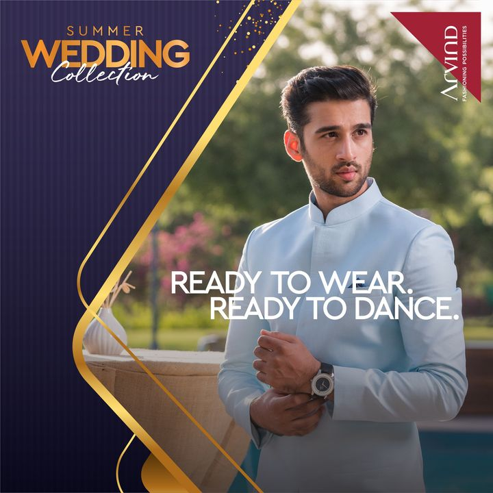 The Arvind Store,  Arvind, Summer, WeddingCollection, ReadyToWear, Fashion, Style, StyleUpNow, FashioningPossibilities
