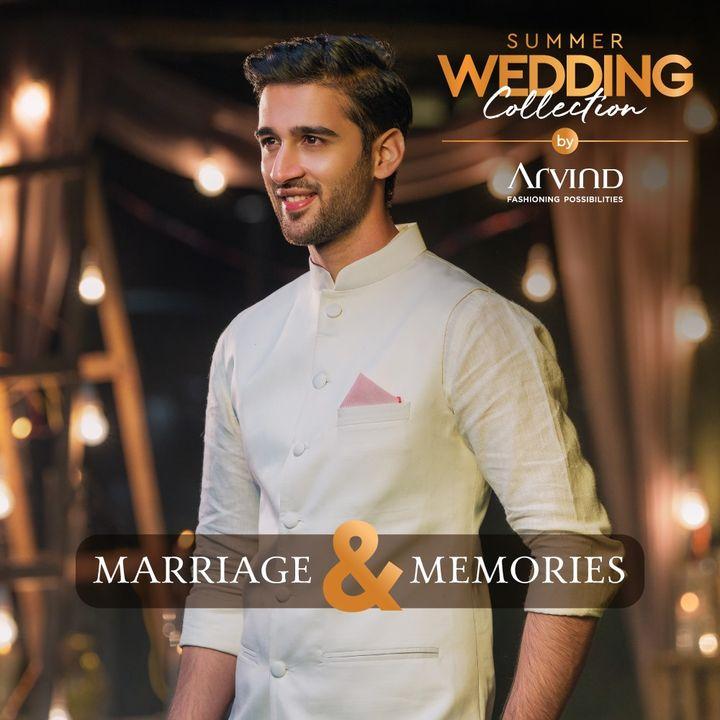 The Arvind Store,  Arvind, Summer, WeddingCollection, Fabrics, Fashion, Style, Dapper, StyleUpNow, FashioningPossibilities