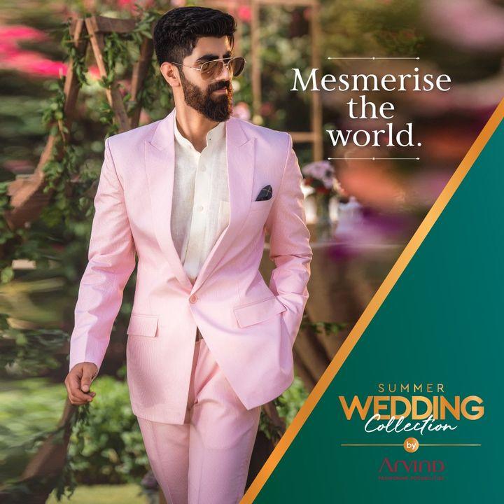 The Arvind Store,  Arvind, Summer, WeddingCollection, Fabrics, Fashion, Style, Linen, LinenLook, GizaCotton, StyleUpNow, FashioningPossibilities