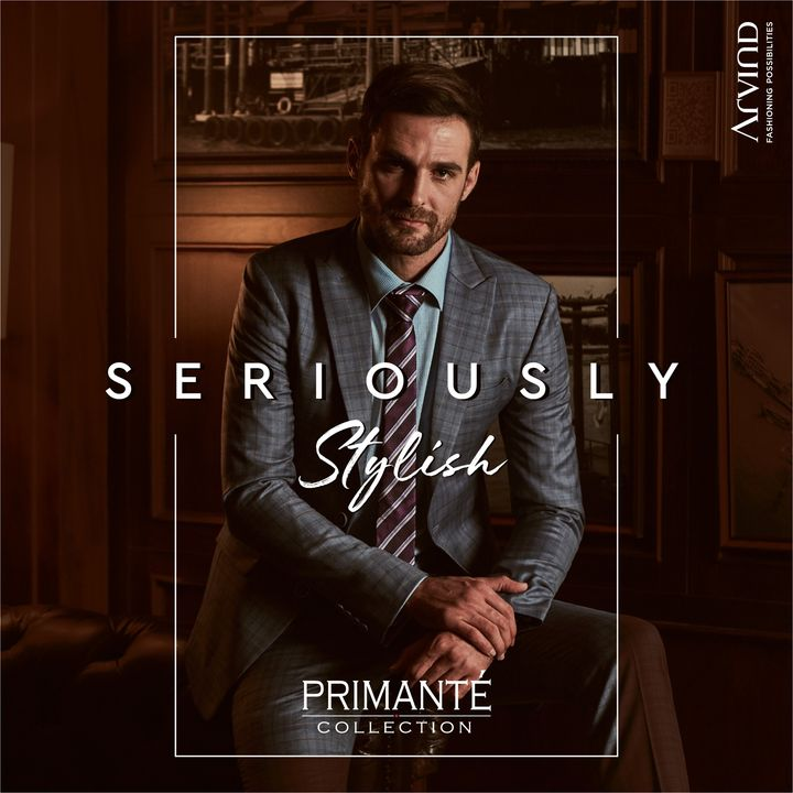 Live a stylish life.   #Arvind #Primante #Menswear #Suits #Style #Suave #StyleUpNow #Dapper #FashioningPossibilities