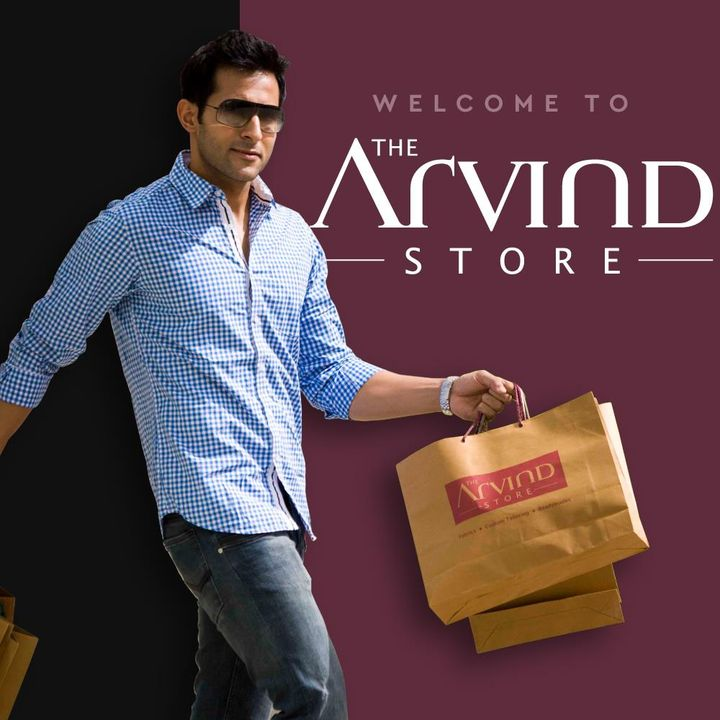 We are back! Visit the nearest #Arvind store for awesome deals. Shop for Rs. 6,999 from the store and get a premium fabric gift pack of Rs. 1,999 for Rs. 99 only.  We take all the safety precautions.  #TheArvindStore #Menswear #Offer #StyleUpNow #Style #Dapper #StaySafe #StayClassy   #FridayFashion #YayFriday #FashioningPossibilities