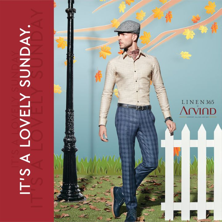 The Arvind Store,  Linen, Arvind, Linen365, LinenLife, SundayStyle, WeekendVibes, Style, Fashion, StyleUpNow, Dapper, FashioningPossibilities