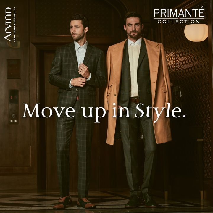 The Arvind Store,  Arvind, Primante, Menswear, Fashion, Style, Suits, Suave, StyleUpNow, Dapper, FashioningPossibilities