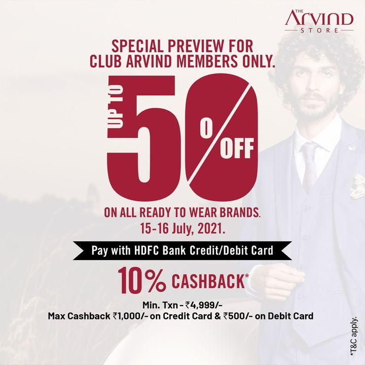 The Arvind Store,  TheArvindStore, Arvind, ReadyToWear, Menswear, OfferAlert, Sale, Style, StyleUpNow, Dapper, FashioningPossibilities