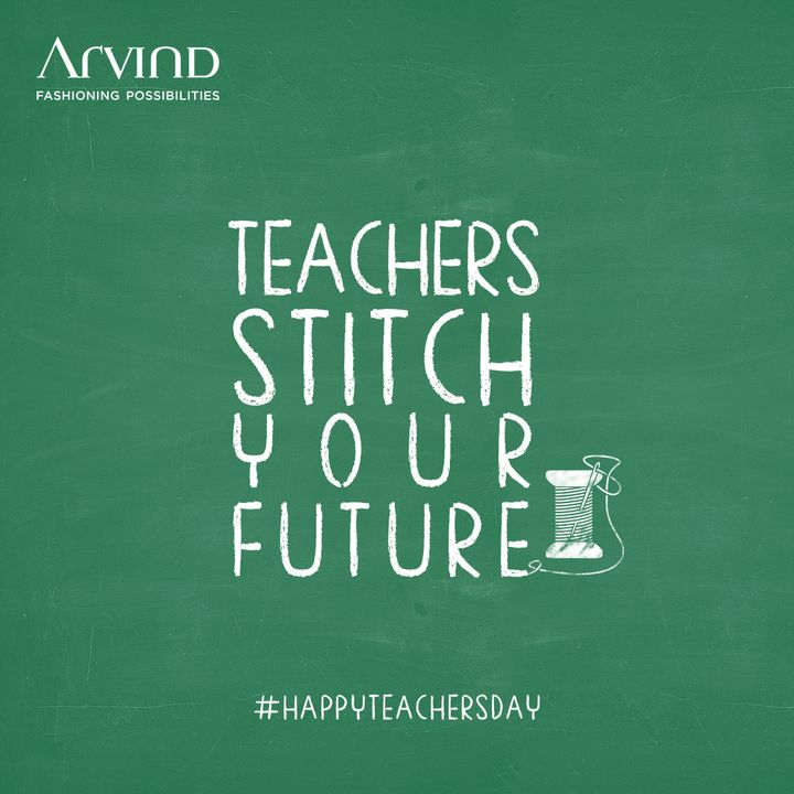 The Arvind Store,  HappyTeachersDay, TeachersDay2021, TeachersDay, DrSarvepalliRadhakrishnan, BirthAnniversary