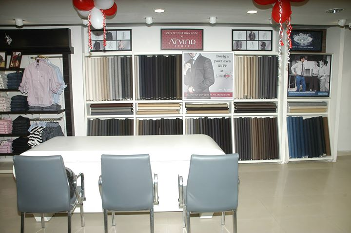 The Arvind Store,  Men's Fashion Clothing   Ready To Wear Clothes   Offering Latest Fashion   Best Suiting Fabric and more.