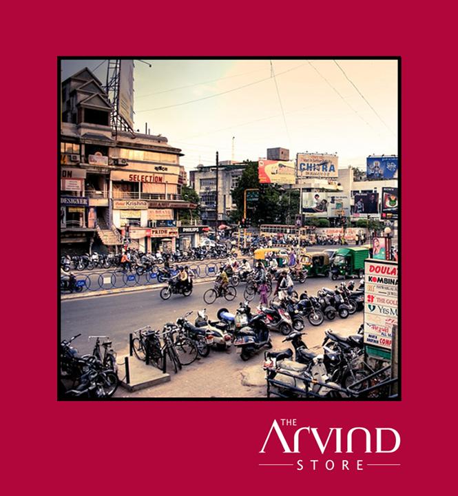 The Arvind Store,  Amdavadi
