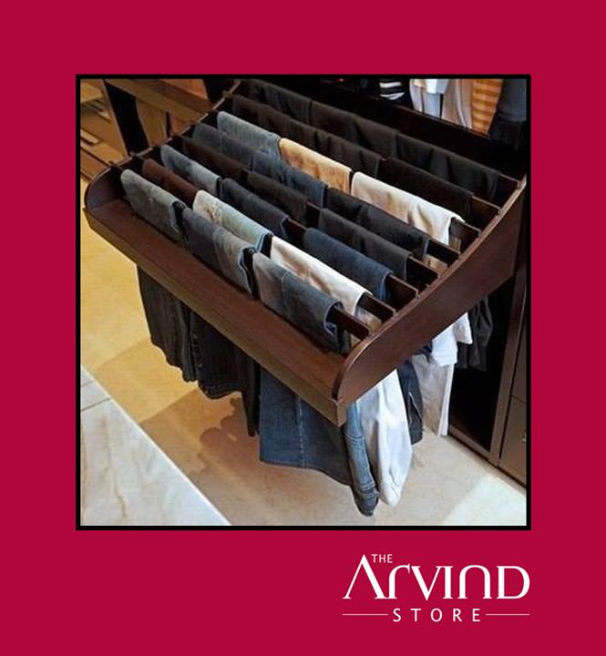 #Ultimate wardrobe setup for #Men!