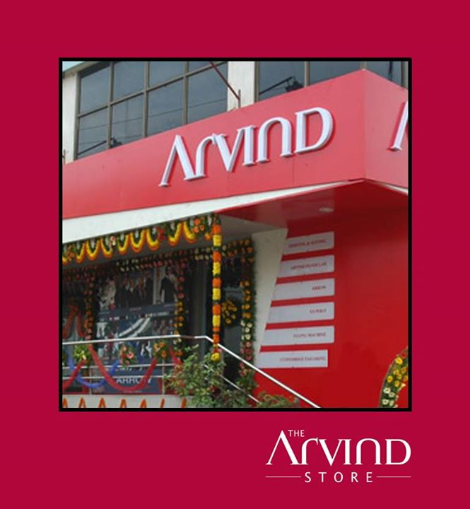 The Arvind Store,  Preferred, Shopping, Destination