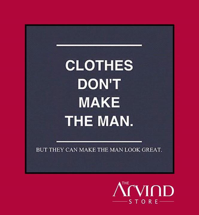 #Fashion #Clothes #ArvindStore