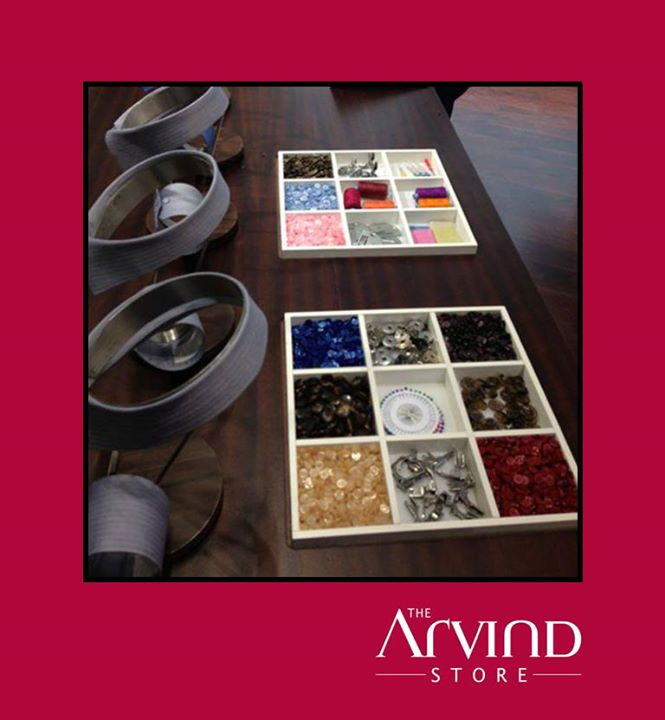 We love the #art of #detailing !  #Fashion #Men #ArvindStore