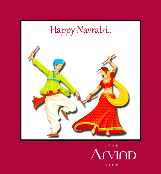 May your life be filled with happiness on this pious festival of #Navratri..