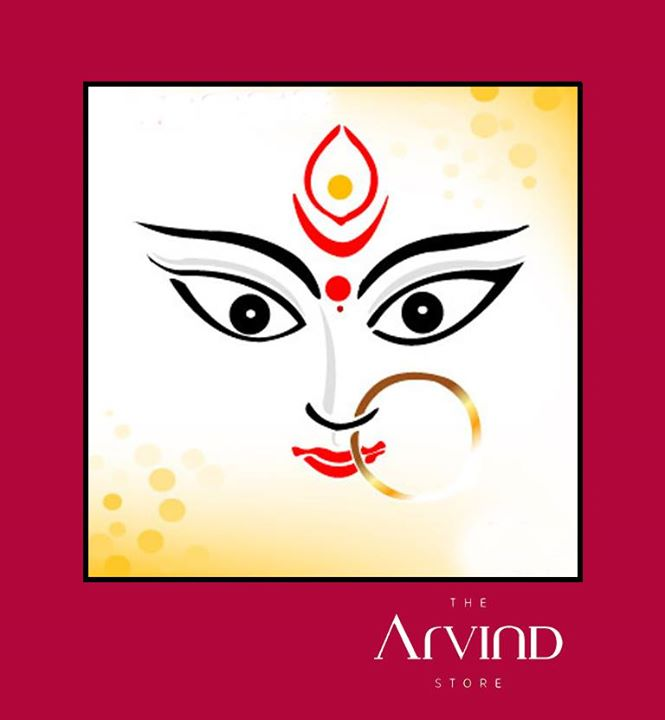 Arvind Ltd - The Arvind Store wishes you all a Happy #Dusshera..