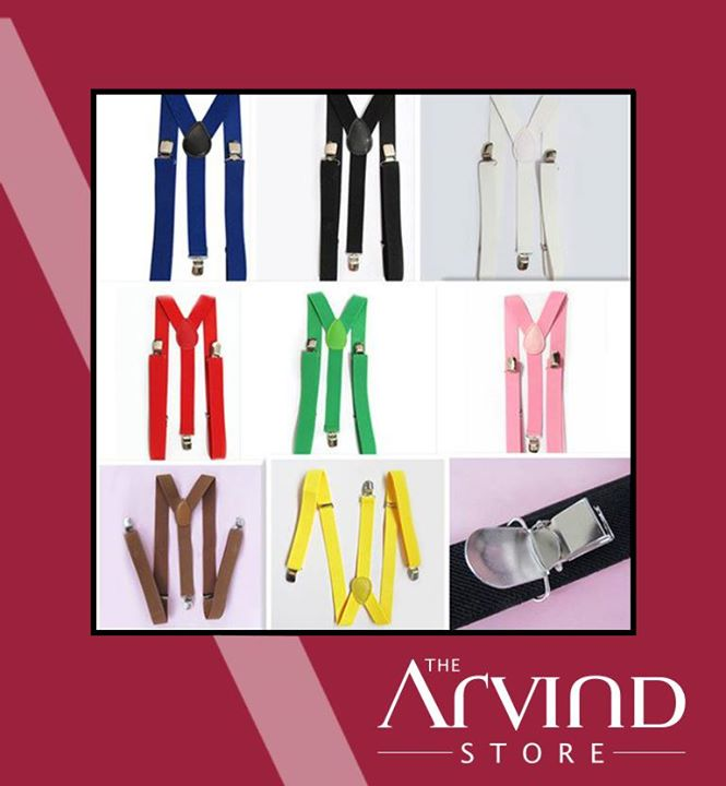 Remotely planning to don #Suspenders?
