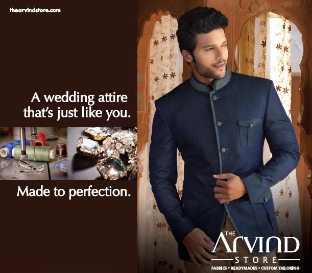 The Arvind Store,  wedding, Customization, TAS, TheArvindStore