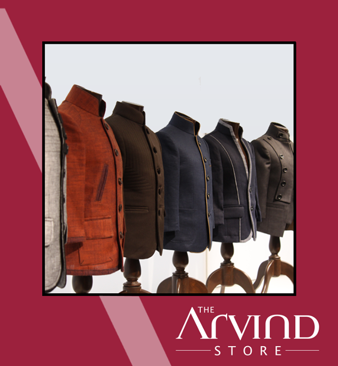 #Colors are an important part of your #wardrobe! Tell us what is your choice?  #TAS #ArvindStore #Fashion