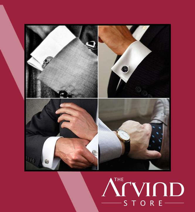 The Arvind Store,  Cufflinks, Wristwatch, accessory, TAS, ArvindStore, India