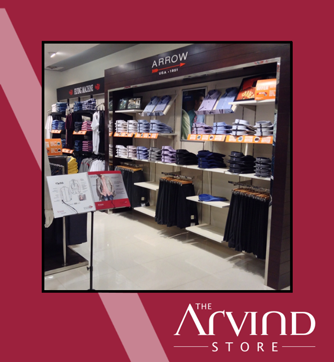 The Arvind Store,  Shopping!, TAS, TheArvindStore, Ahmedabad