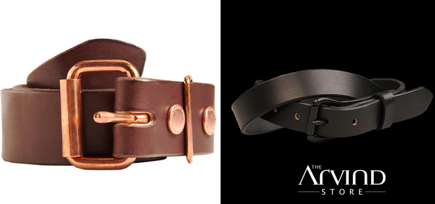 #SuitRule2 -  Your belt should be fairly thin and the same color as your shoes.  #TAS #Fashion #TheArvindStore