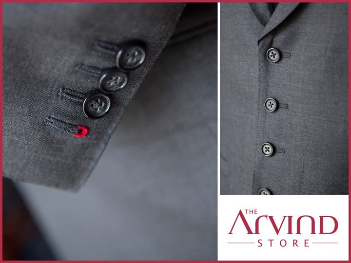 For that Tinge of your #Favorite #Hue!   #AttentionToDetail #TAS #TheArvindStore #MensFashion #India