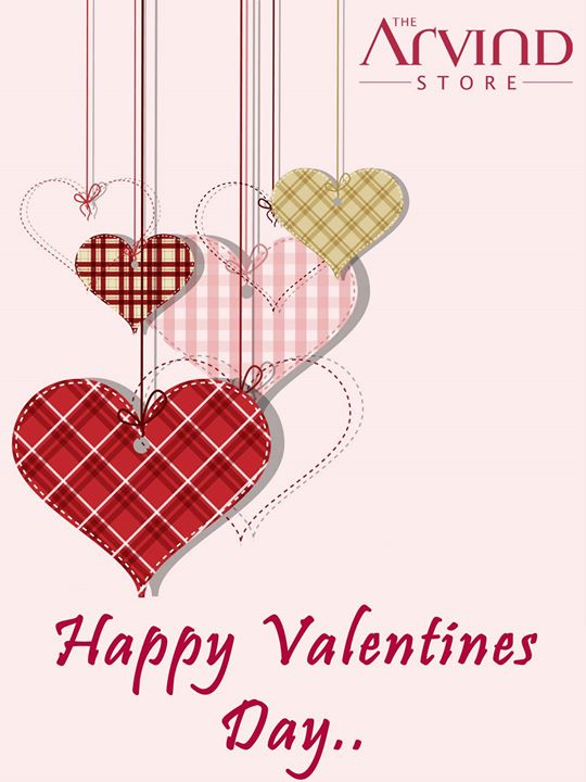 The Arvind Store,  HappyValentinesDay!