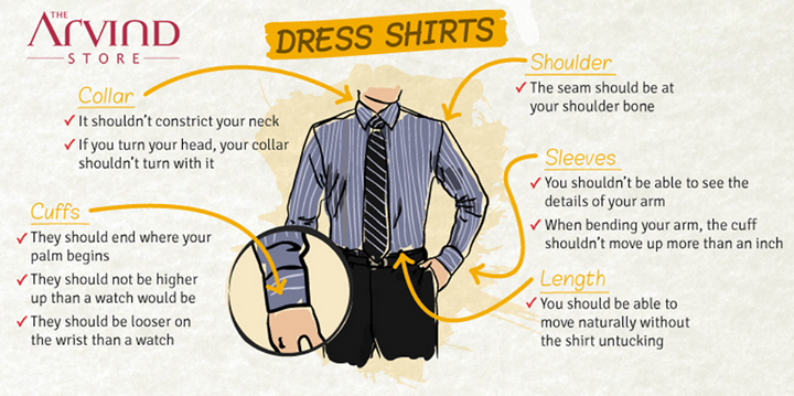 Sometimes looking #sharp is all about wearing clothes that properly fit!  #TAS #TheArvindStore #Fashion #India