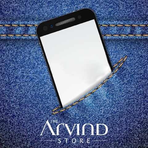 The Arvind Store,  Smartphone, TheArvindStore, AttentionToDetail, Customization