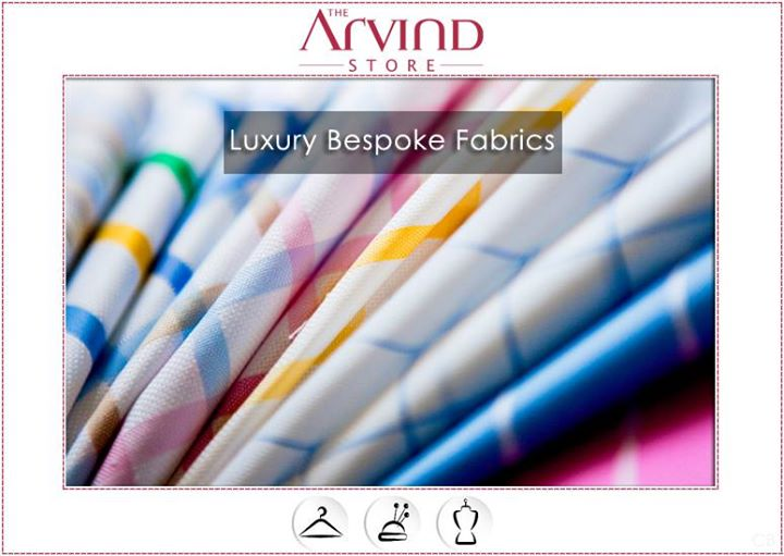 Wear the best shirts to your office! #Luxury fabrics from The Arvind Store !  #TAS #TheArvindStore #MensFashion