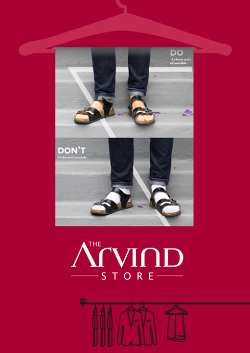 The Arvind Store,  Fashion, Do's, Dont's