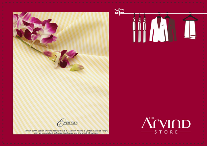 The #Summer #cotton #classics from The Arvind Store !  #SummerFashion #MensFashion #TheArvindStore