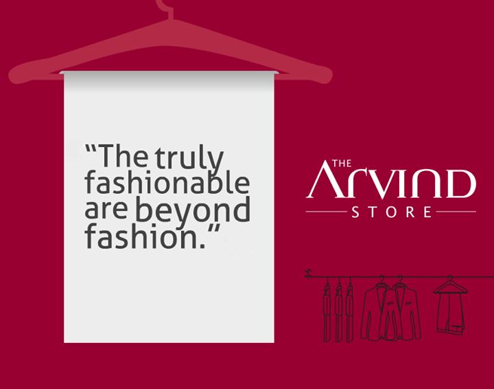 #Fashion #TAS #TheArvindStore