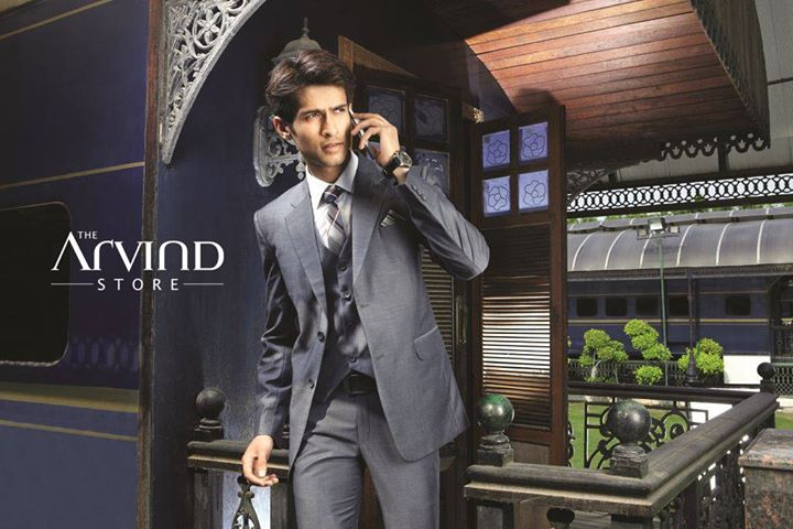 You don't need a lot of choices, you need the right choice.  #TheArvindStore #TAS #MensFashion
