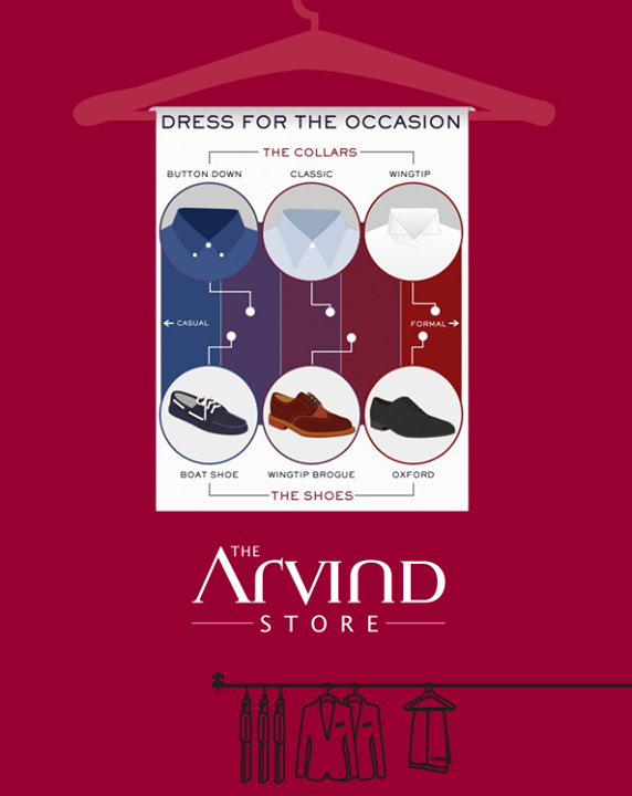 Do you believe in #Dressing as per the occasion?