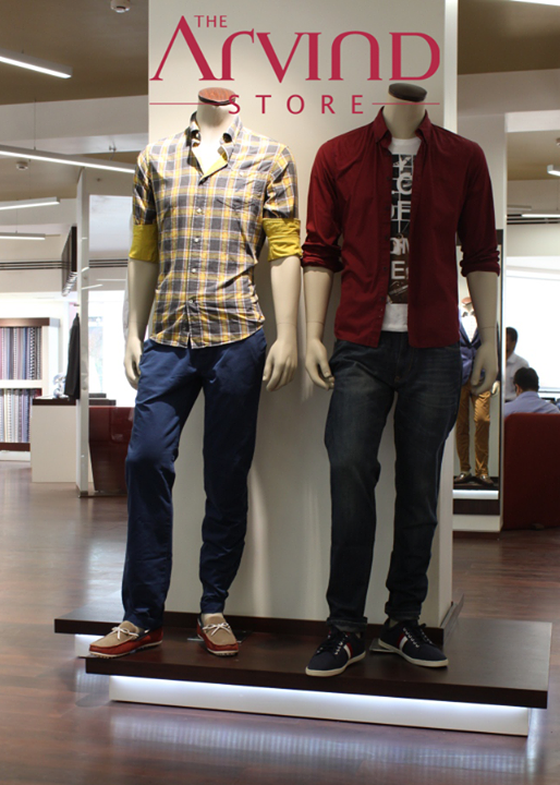 Which of these casual looks would you prefer?  #MensFashion #TheArvindStore #TAS