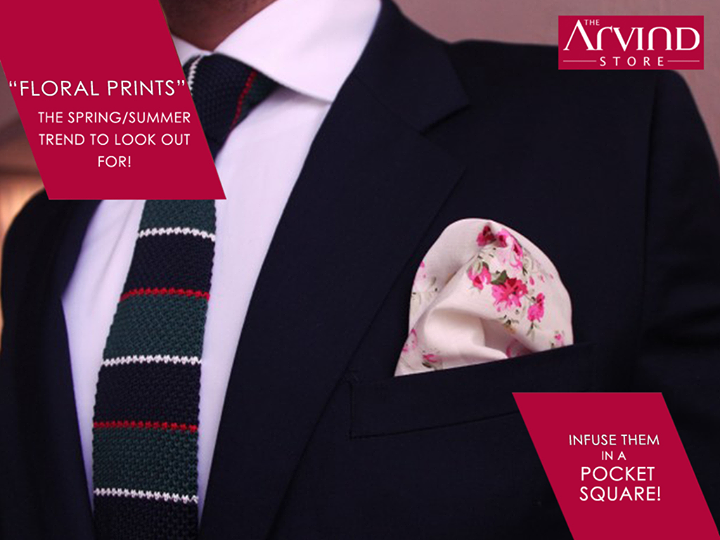 #Fashiontrends #Florals  #Style #MensFashion #TheArvindStore