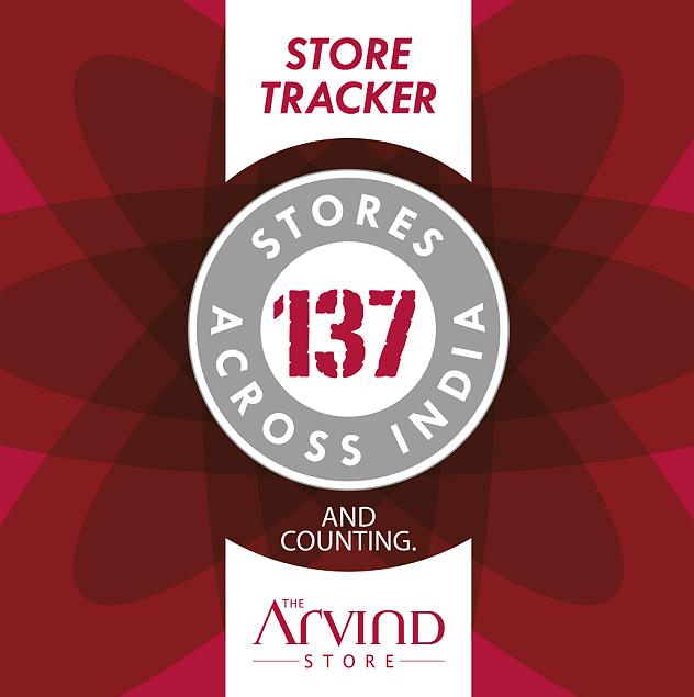 #StoreTracker #TheArvindStore #MensFashion