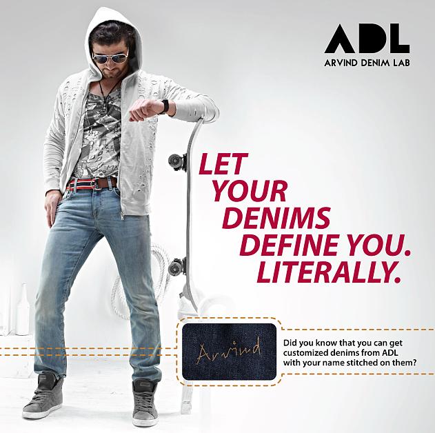 Your #Denim, Your way!   #ADL #TheArvindStore #TAS #MensFashion