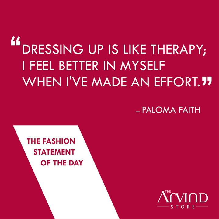 The Arvind Store,  DressingUp, FashionStatement, MensFashion, TAS, TheArvindStore