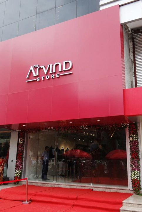 Step in for a Make over at The Arvind Store #Baroda this #Independence day weekend!  #MensFashion #TAS