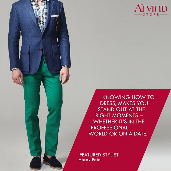 The Arvind Store,  FeaturedStylist, MensFashion, TheArvindStore, TAS