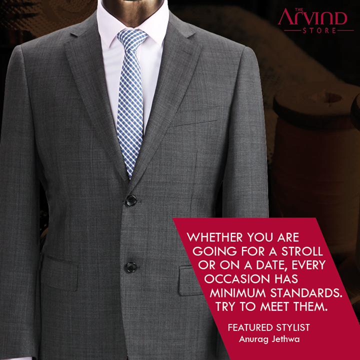The Arvind Store,  FeaturedStylist, TheArvindStore, TAS, MensFashion