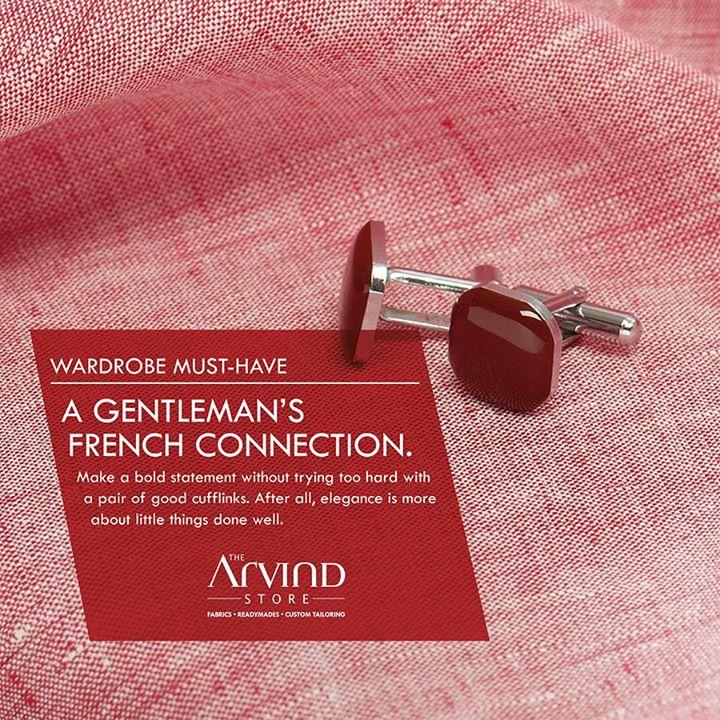 #WardrobeMustHave #Fashion #MensFashion #TheArvindStore #TAS