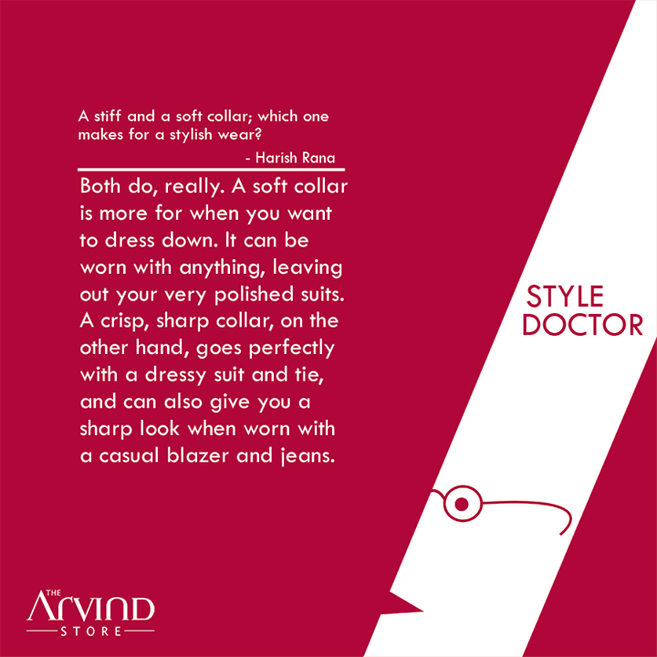 The Arvind Store,  StyleDoctor, MensFashion, TAS, TheArvindStore