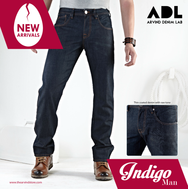 The very new & the very you! The new #ADL collection!  #TheArvindStore #MensFashion