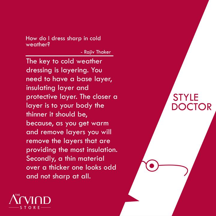 The Arvind Store,  Fashion, StyleDoctor, MensFashion, TAS, Fashion, India, ArvindStore