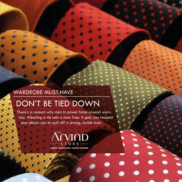 Pull off a #Strong, #Stylish look with these #Wardrobe #MustHaves!  #MensFashion #ArvindStore #TheArvindStore