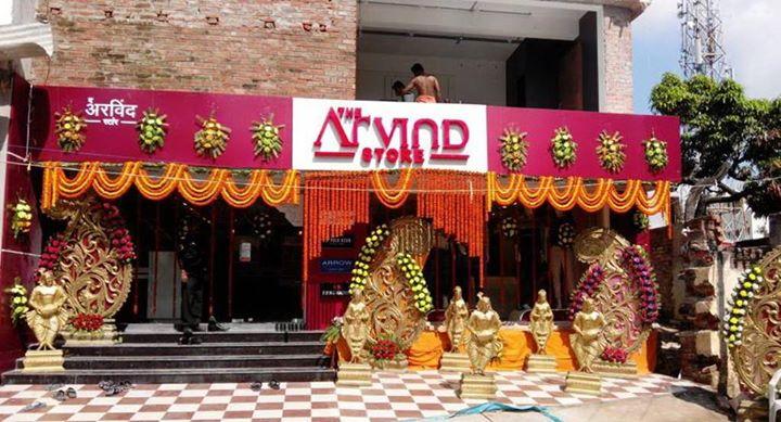 A new #Fashion destination, now open @ Dharbhanga.  #TheArvindStore #MensFashion #TAS