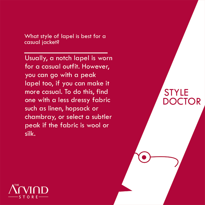 The Arvind Store,  Styling, StyleDoctor!, TheArvindStore, MensFashion, TAS